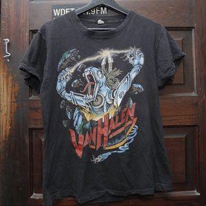Rare Vintage Van Halen Shirt